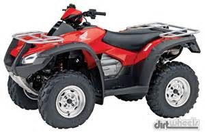 Atv Honda Dirt Wheels Magazine 2015 4x4 Atv Buyer S Guide