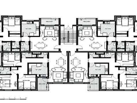 dual family house plans dual family house plans house plan 2017 multi family