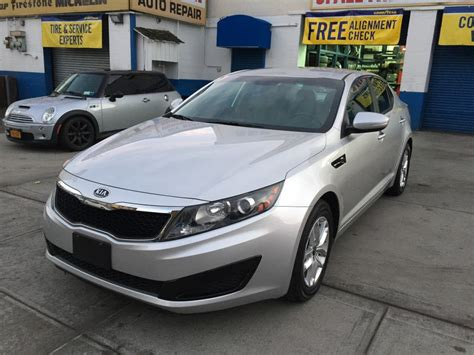 Cheap Kia Optima For Sale Used 2011 Kia Optima Lx Sedan 7 990 00