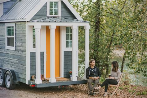 heirloom tiny homes heirloom custom tiny homes on wheels hiconsumption