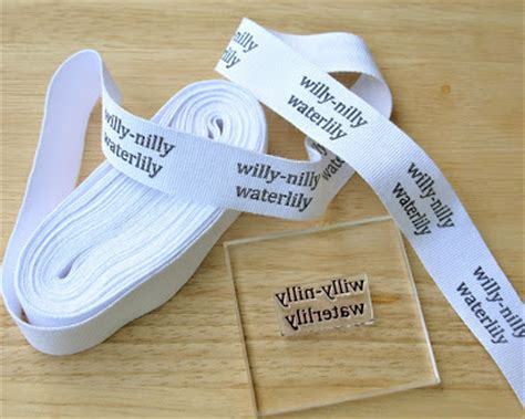 Personalized Tags For Handmade Items - willy nilly waterlily easy peasy handmade labels more