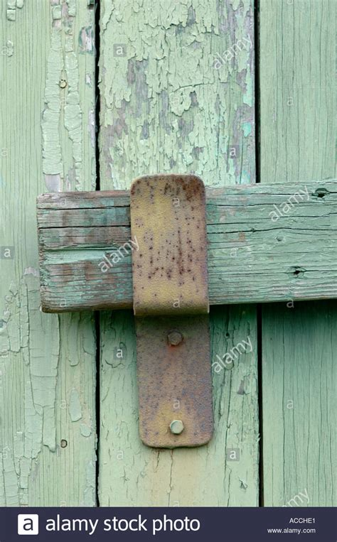 barn door locks up image of barn door lock stock photo royalty