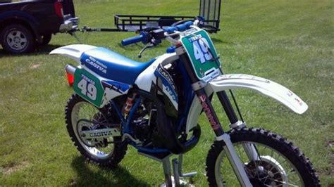 italian motocross bikes 1989 cagiva wmx 250 1989 cagiva wmx 125 2 vintage