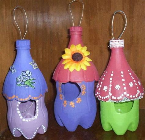 recycled crafts for plastic bottles 20 cool plastic bottle recycling projects for