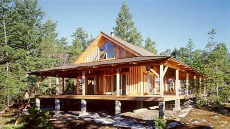 unique small house plans small cabin house plans with porches unique small house