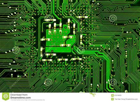 electronic circuit card circuit board electronics stock image image of
