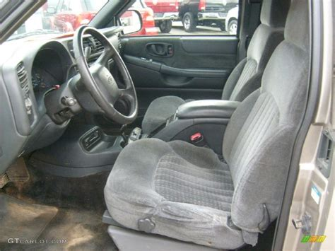 2000 Chevy S10 Interior by 2000 Chevrolet S10 Ls Extended Cab 4x4 Interior Photo
