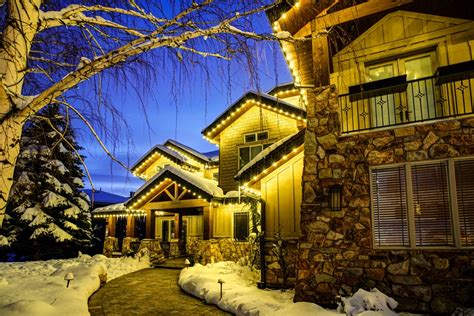 residential christmas lights installation utah brite nites
