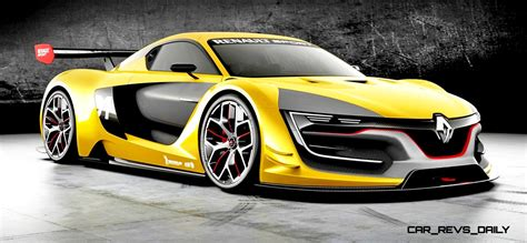 renault sport renaultsport r s 01 racecar runs gt r engine in mid ship