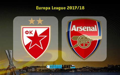 arsenal europa league red star vs arsenal preview predictions and betting tips