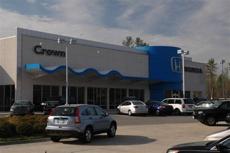 Motorcycle Dealers Durham Uk by Crown Honda Of Southpoint Car Dealers Durham Nc