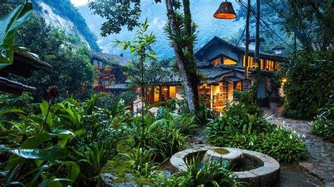 boutique hotels  aguas calientes peru