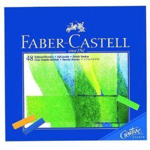 Crayon Faber Castell 48 Warna Hexagonal Pastels 12 Set boite crayons de couleurs faber castell comparer 20 offres