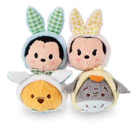 Seprei Set Motif Tsum Tsum eggciting easter gifts for children u me and the