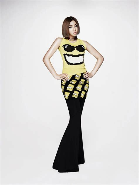 Fashion Teddy A30 Mv 17 best images about minzy 2ne1 on hair in fashion and
