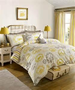 bedroom duvet and curtain sets kirstie allsopp bedding cecile yellow duvet quilt