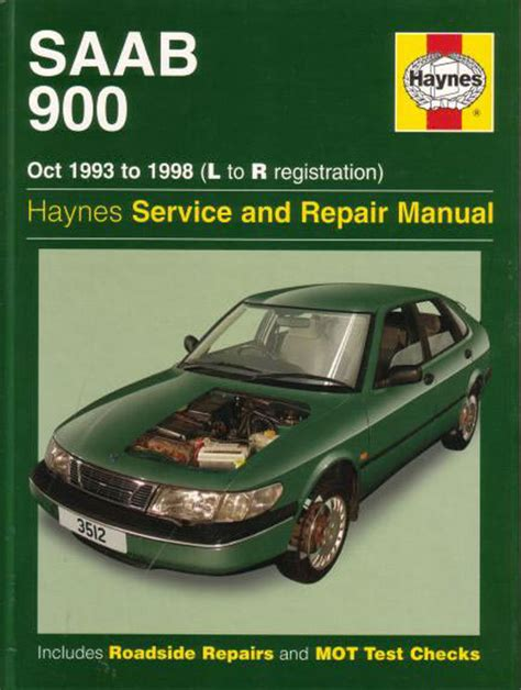 shop manual saab 900 service repair haynes chilton book turbo workshop guide ebay