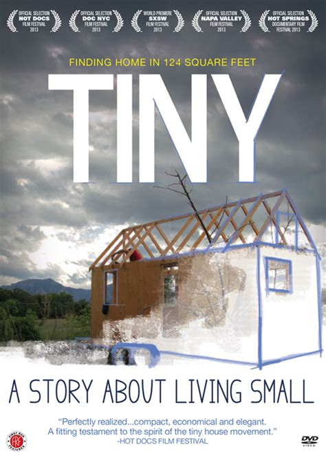 tiny house documentary what makes a good home tiny house film alert elephant journal