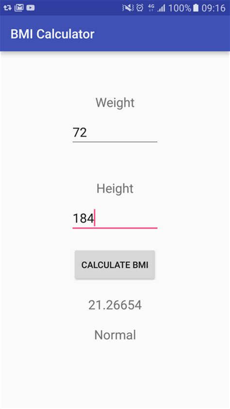 android tutorial make android calculator app how to learn to create a bmi calculator app for android androidpub