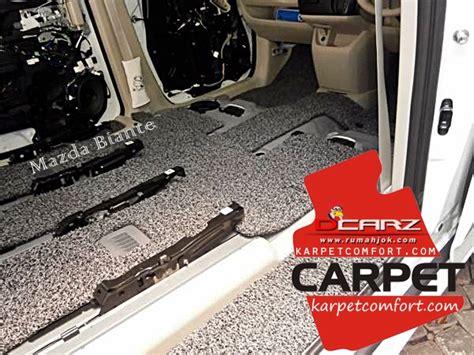 Harga Karpet Mobil Mazda 2 karpet comfort murah pusat karpet mobil comfort deluxe
