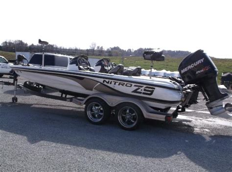 used nitro boats for sale in ky nitro new and used boats for sale in kentucky