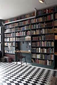 Library Wall Bookshelves Top 25 Best Book Wall Ideas On Library Wall
