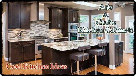 arts and crafts kitchen cabinets mission style kitchen cabinets arts and crafts kitchen