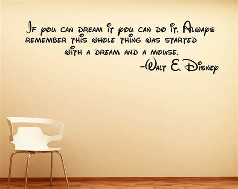 disney wall stickers wall decals disney quotes quotesgram