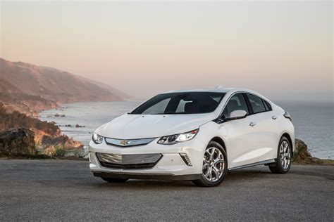 2016 Chevy Volt by 2016 Chevrolet Volt Test Review Motor Trend