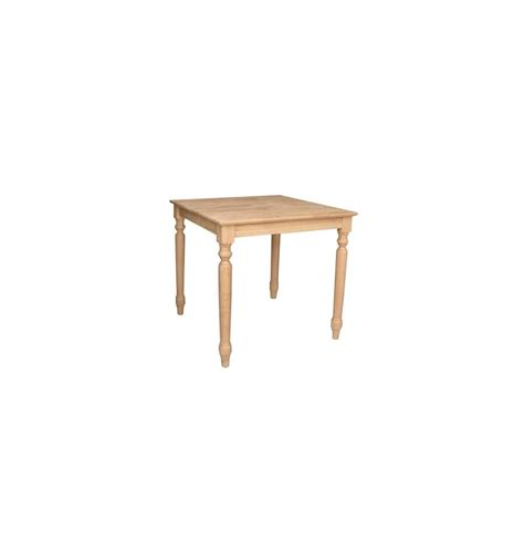 30 X 30 Dining Table 30 Inch 30x30 Square Dining Table Simply Woods Furniture Pensacola Fl