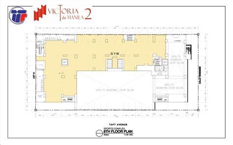 floor plan de manila 2