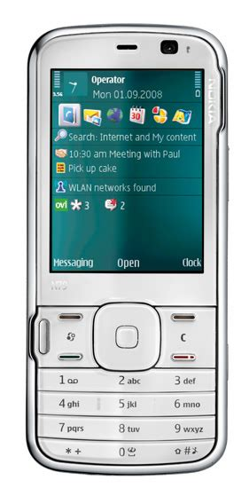 Nokia N79 Keyboard nokia n79 nseries with style and features