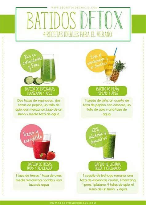 Batidos Detox Para Adelgazar by M 225 S De 25 Ideas Incre 237 Bles Sobre Batidos Verdes En