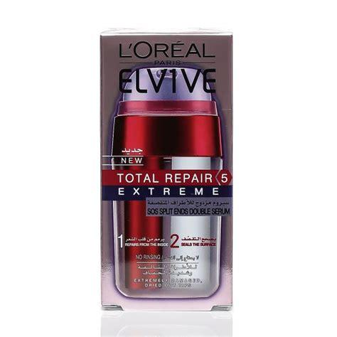 Serum Wajah L Oreal l oreal elvive total repair 5 sos split ends serum price review and buy in
