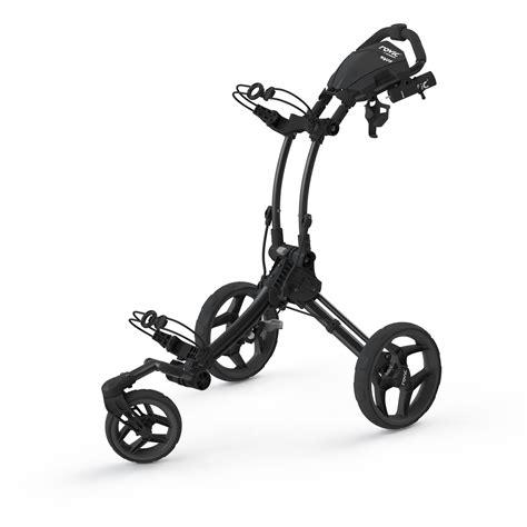 clicgear rovic rvs swivel golf trolley