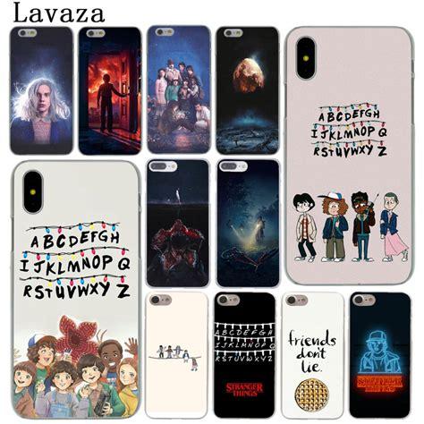 lavaza stranger  lights winona ryder phone case