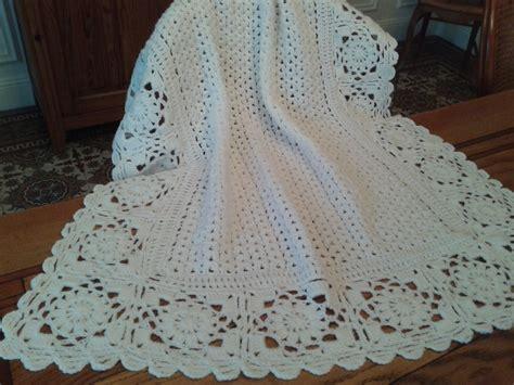 Modele Couverture Crochet