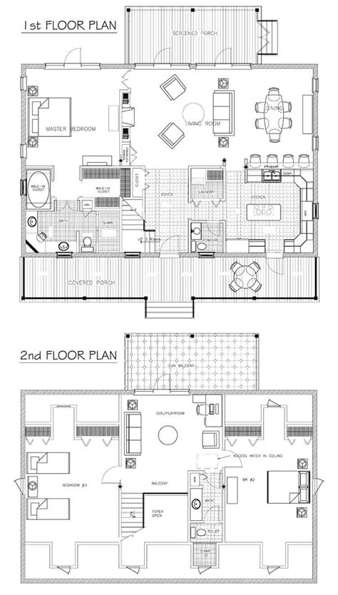 plans for small houses small house plans