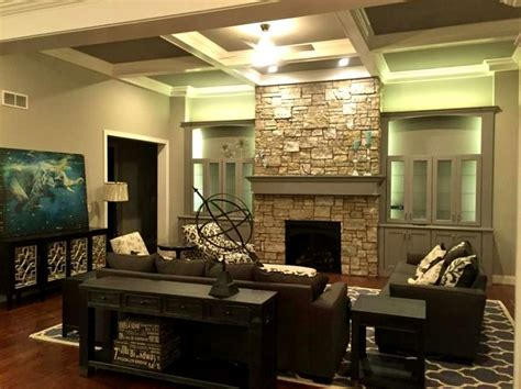 hdg design home group traditional brick home 2 living room home design group