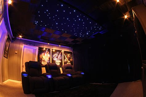 fiber optic star ceiling tiles