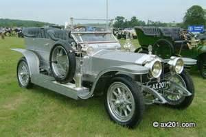 Rolls Royce Ax201 Ax 201 The Rolls Royce Silver Ghost