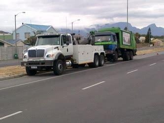 Sluban Town Heavy Duty Truck s towing cape town heavy duty truck towing tow assist