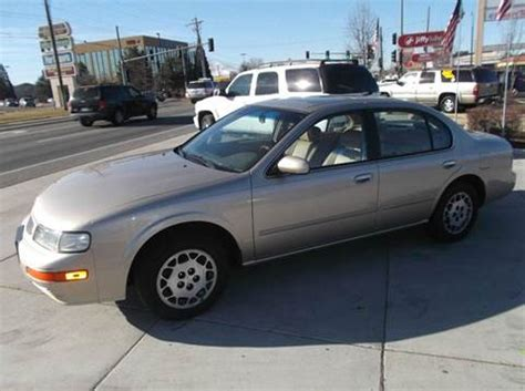 1996 nissan maxima for sale carsforsale