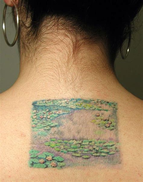 monet tattoo learn more at s media cache ak0 pinimg