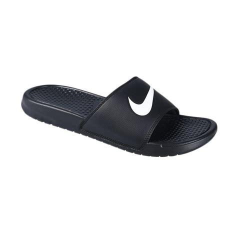 Sandal Nike By Toko Sandal jual nike benassi swoosh sandal black 312618 011