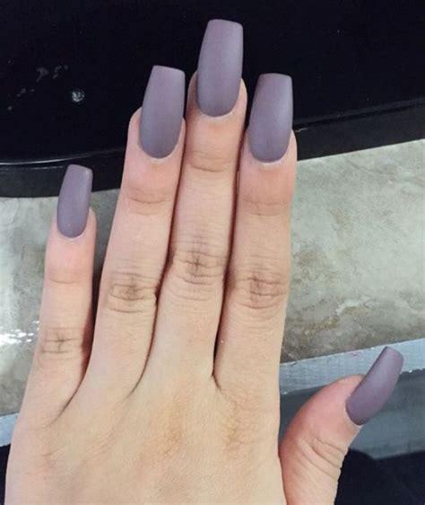 imagenes de uñas pintadas de un solo color u 241 as acrilicas de un solo color nails pinterest