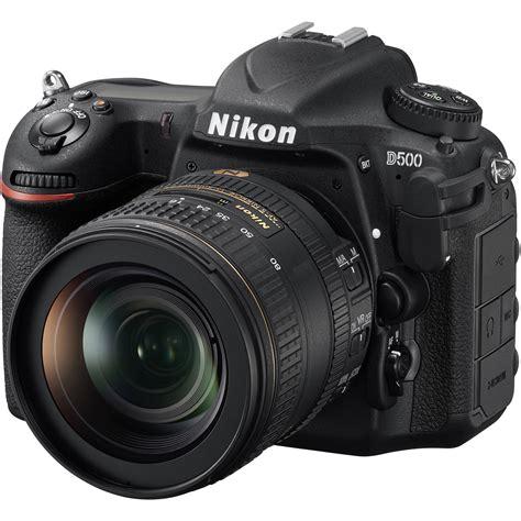 nikon d500 dslr with 16 80mm lens 1560 b h photo