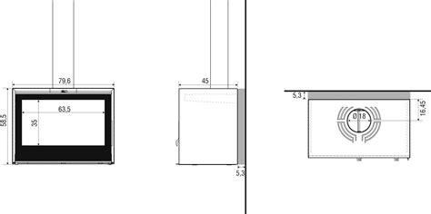 Cheminee Design Suspendu by Po 234 Les 224 Bois I800p Suspendu Chemin 233 Es Axis