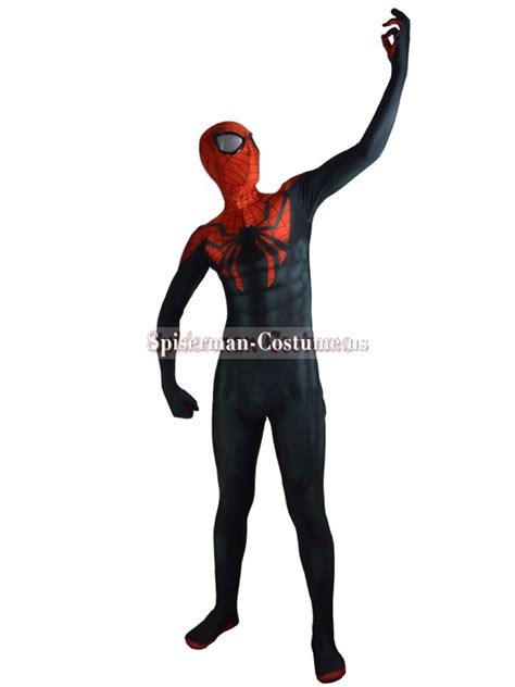 superior spider man pattern superior spider man halloween costume