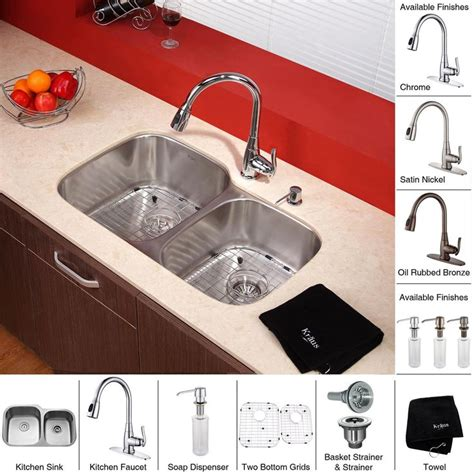 1000 images about kitchen sinks and faucets on